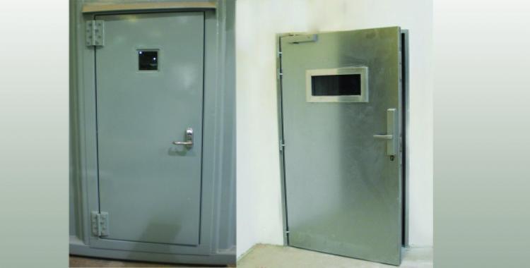 Bullet and Blast Proof Doors& Windows | Vulcan Factory WLL